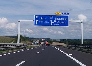 Snelweg A8 Oostenrijk