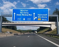 Snelweg A3 Duitsland